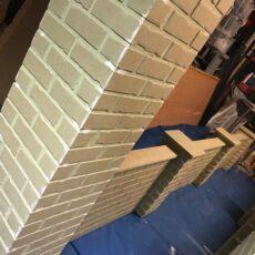 Design & Build - Brick Look Walkway