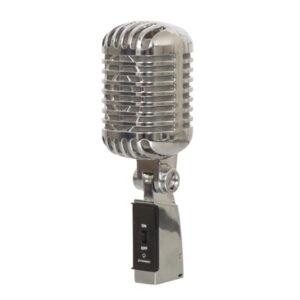 Grease 1950s Microphone