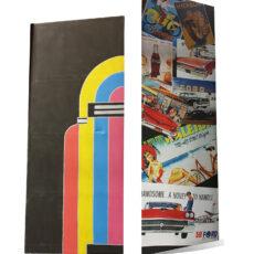 Grease Juke Box & Poster Flats