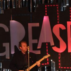 Grease Sign Lighting