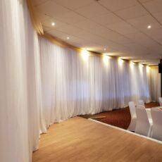 Movies Venue Room Draping
