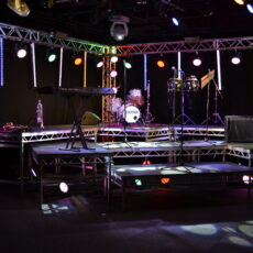 Production - Staging, Set & Lighting
