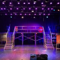 Production - Staging & Set