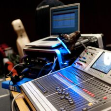 Technical Support - Theatre