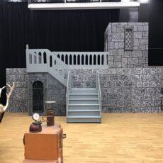 Theatre Staging & Set