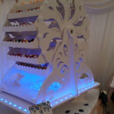 Wedding Candy Ferris Wheel