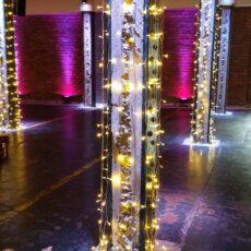 Wedding Fairy Light Drops