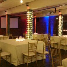 Wedding Full Venue Lighting