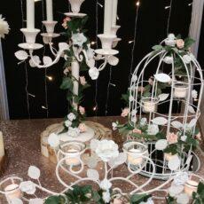 Wedding Table Centres