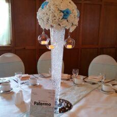 Wedding Tall Vase Table Centre