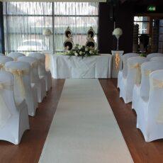 Wedding Venue Dressing - Traditional
