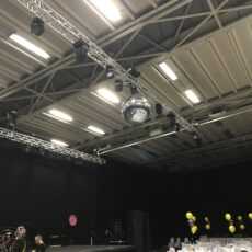 Event Support - Rigging
