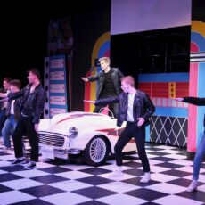School Production Support Grease