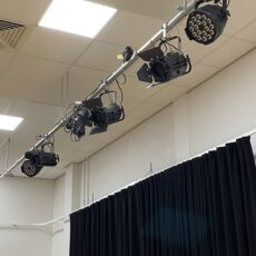 Technical Support - Lighting Rigging