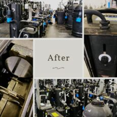 Technical Support - Lighting Cleaning